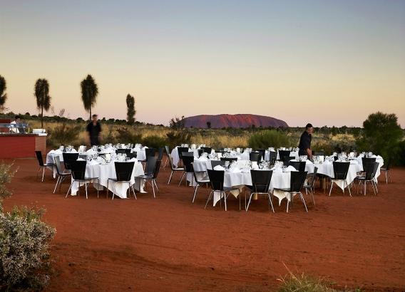 Hoteles en Australia - Voyages Desert Gardens Hotel Ayers Rock