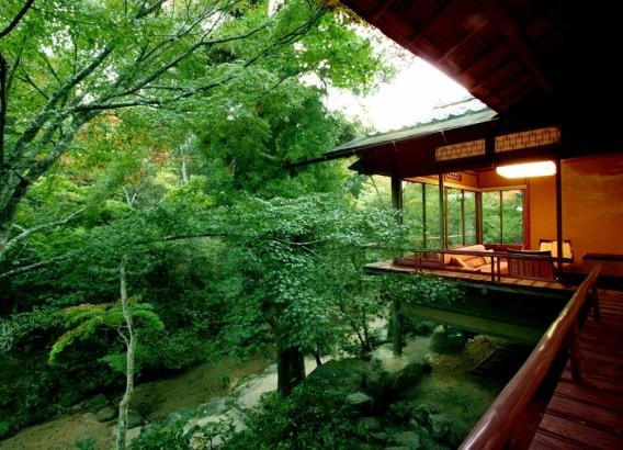 Hoteles en Japón - Iwaso Miyajima
