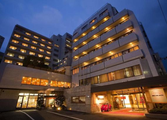 Hoteles en Japón - Dogo Prince Hotel