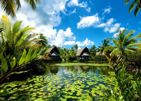 Hoteles en Polinesia - Le Maitai Lapita