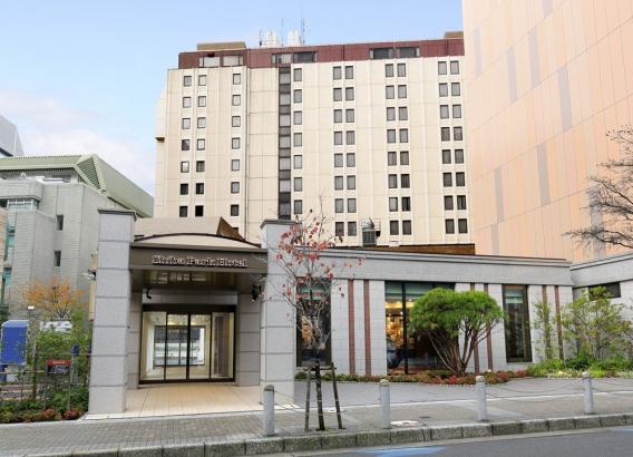 Hoteles en Japón - Shiba Park Hotel
