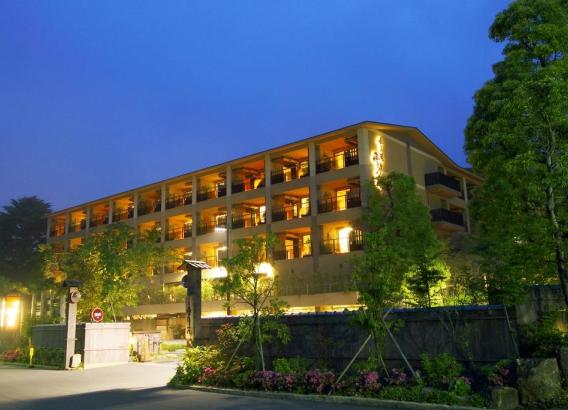 Hoteles en Japón - Setsugetsuka