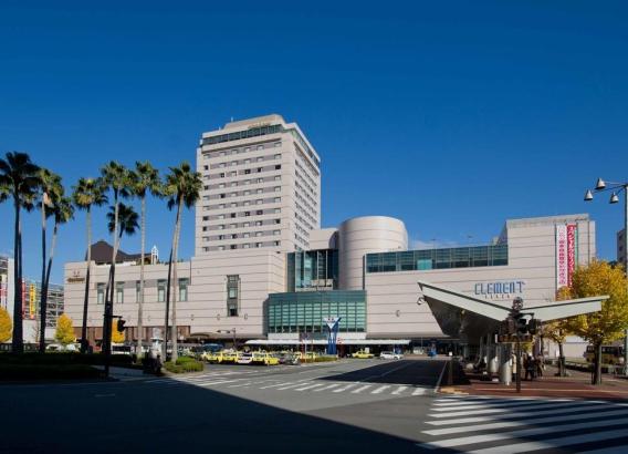 Hoteles en Japón - Jr Hotel Clement Tokushima