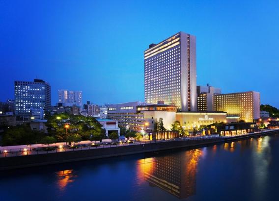 Hoteles en Japón - Rihga Royal Hotel Osaka