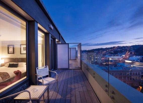 Hotel Scenic Hotel Dunedin City