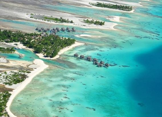 Hoteles en Polinesia - Tikehau Pearl Beach Resort