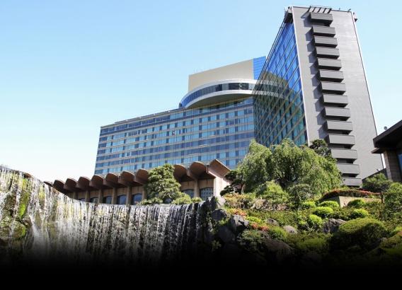 Hoteles en Japón - Hotel New Otani Tokyo