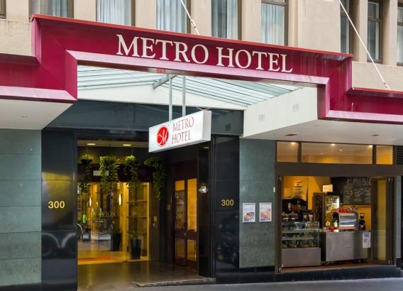 Hotel Metro Hotel On Pitt