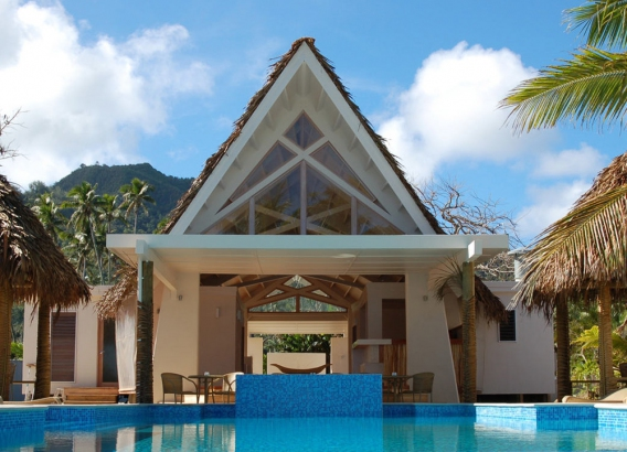 Hoteles en Islas Cook - Little Polynesia Resort