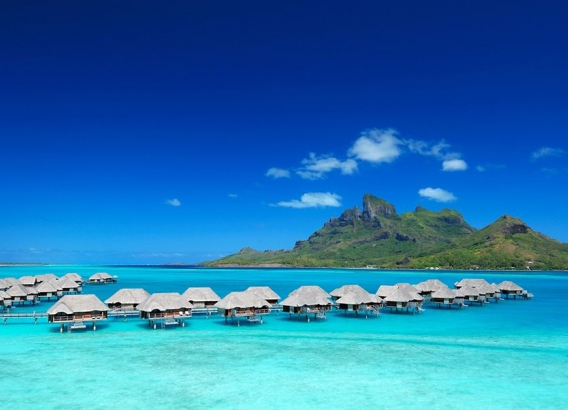 Hoteles en Polinesia - Four Seasons Resort Bora Bora
