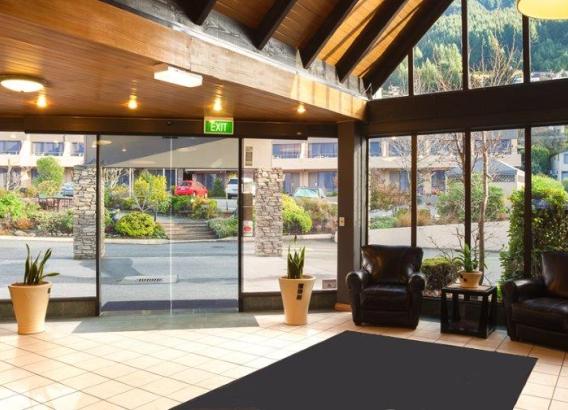 Hoteles en Queenstown - Aspen Hotel Queestown