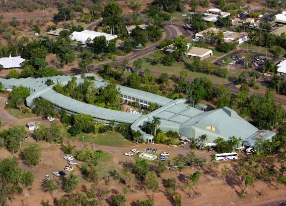 Hoteles en Australia - Mercure Kakadu Crocodile Hotel