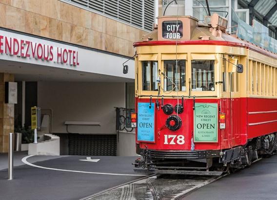 Hoteles en Nueva Zelanda - Rendezvous Hotel Christchurch