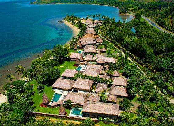 Hoteles en Fiji - Nanuku Auberge Resort Fiji