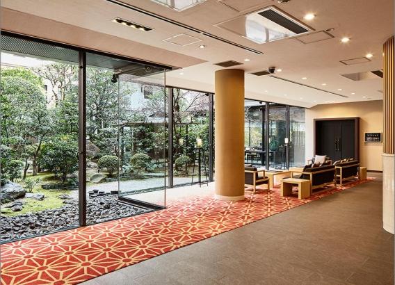 Hoteles en Japón - Mitsui Garden Hotel Kyoto Sanjo