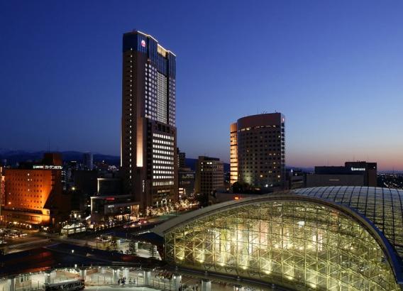 Hoteles en Japón - Hotel Nikko Kanazawa