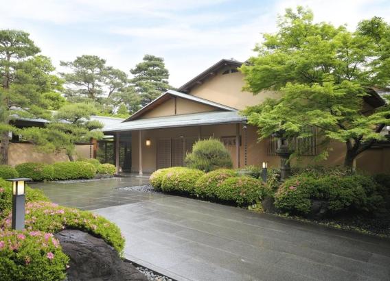 Hoteles en Japón - Suimeikan Gero
