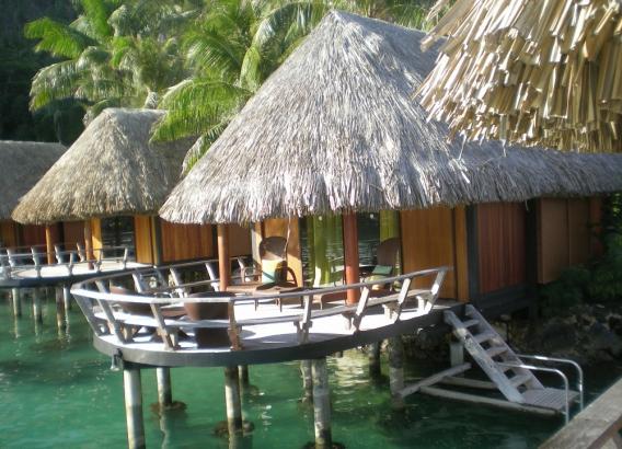 Hoteles en Polinesia - Sofitel Bora Bora Marara Beach Resort