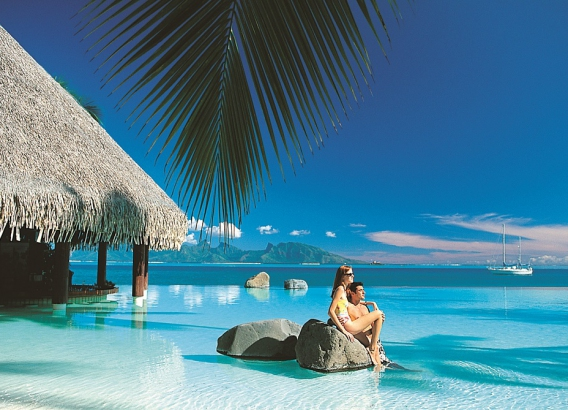 Hoteles en Polinesia - Intercontinental Resort Tahiti & Spa