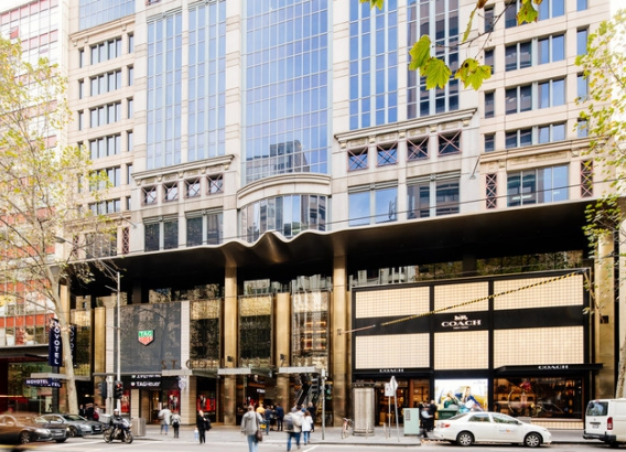 Hoteles en Australia - Novotel Melbourne On Collins