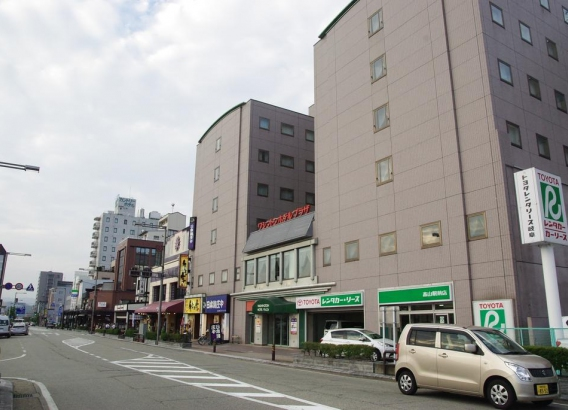 Hoteles en Japón - Hida Takayama Washington Plaza