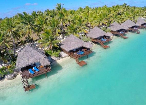 Hoteles en Islas Cook - Aitutaki Lagoon Resort & Spa