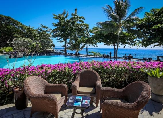 Hoteles en Polinesia - Tahiti Pearl Beach Resort & Spa
