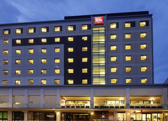 Hotel Ibis Christchurch
