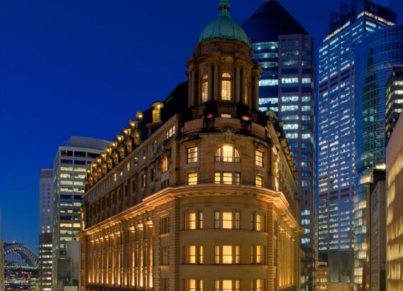Hoteles en Australia - Radisson Blue Sydney