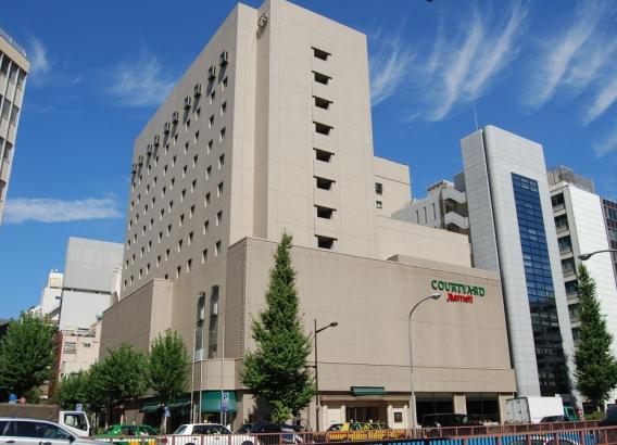 Hoteles en Japón - Courtyard by Marriott Tokyo Ginza