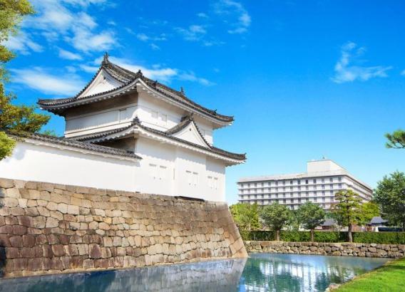 Hoteles en Japón - Ana Crowne Plaza Kyoto Hotel