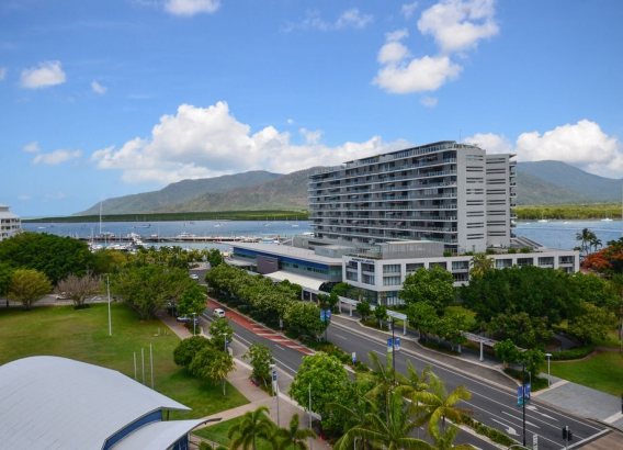 Hoteles en Australia - Pacific International Cairns