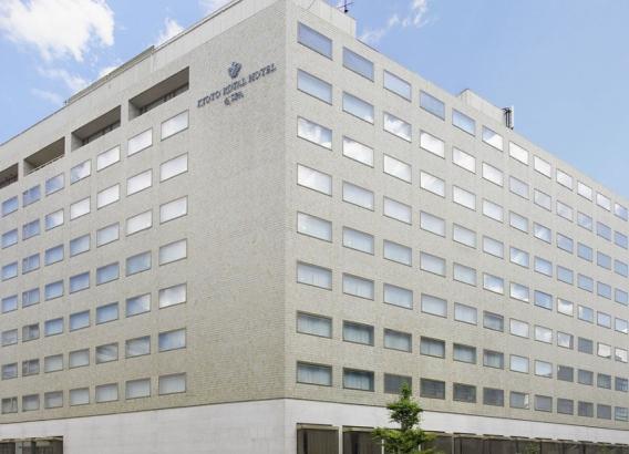 Hoteles en Japón -  Kyoto Royal Hotel & Spa