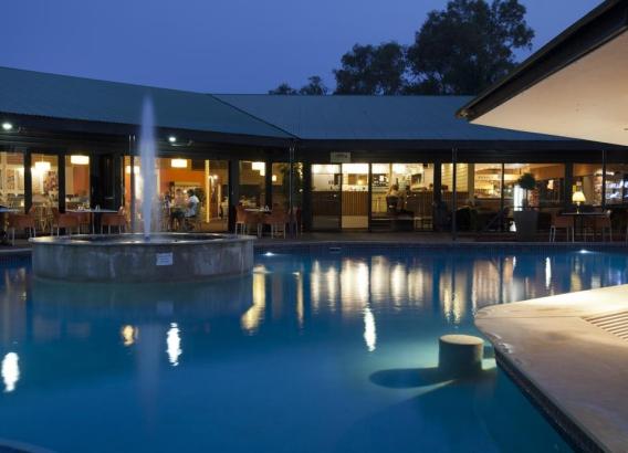Hoteles en Australia - Chifley Alice Springs