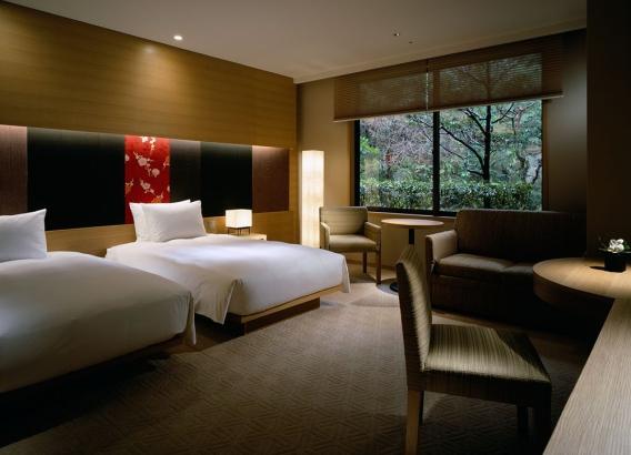Hoteles en Japón - Hyatt Regency Kyoto
