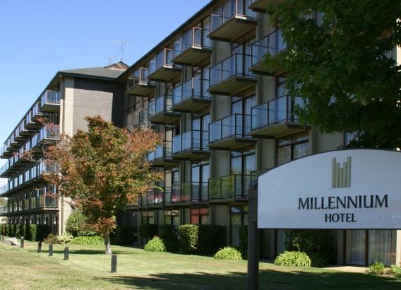 Hoteles en Nueva Zelanda - Millennium Hotel Rotorua