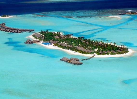 Hotel Anantara Dhigu Maldivas