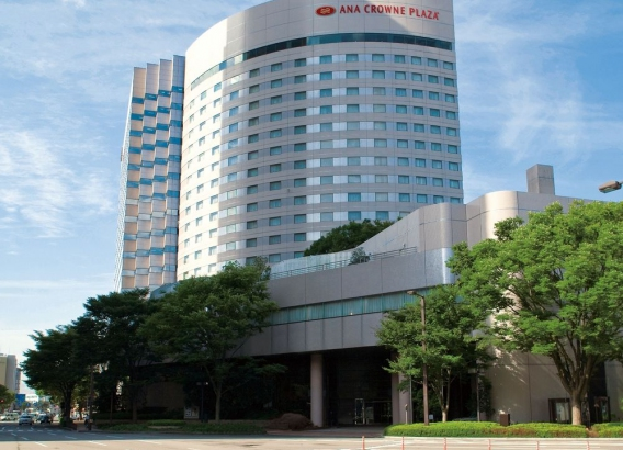 Hoteles en Japón - Ana Crowne Plaza Kanazawa