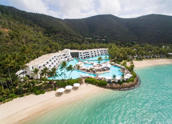 Hoteles en Australia - One & Only Hayman Island Hotel