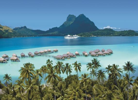 Hoteles en Polinesia - Paul Gauguin