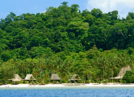 Hoteles en Fiji - Qamea Resort & Spa