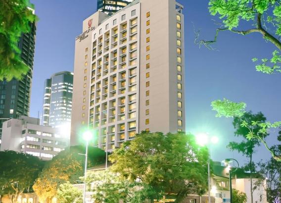 Hoteles en Brisbane - Stamford Plaza Brisbane Hotel