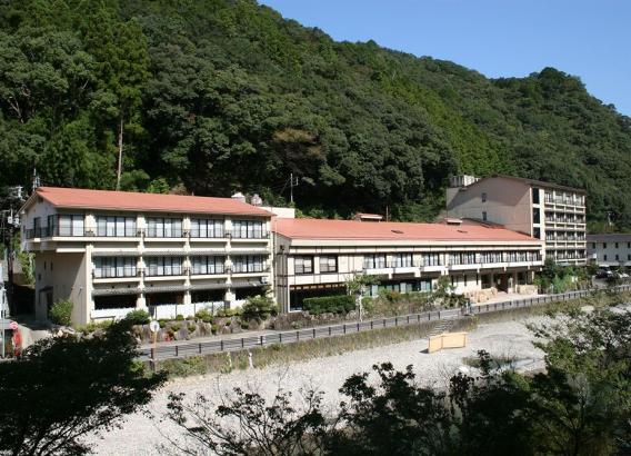 Hoteles en Japón - Ryokan Fujiya