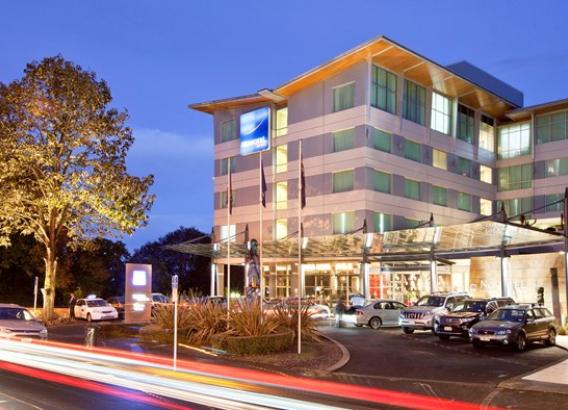 Hotel Novotel Tainui Hamilton
