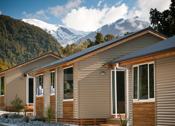 Hoteles en Franz Josef - Franz Alpine Retreat
