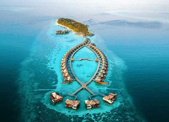 Hotel LILY BEACH RESORT & SPA MALDIVES