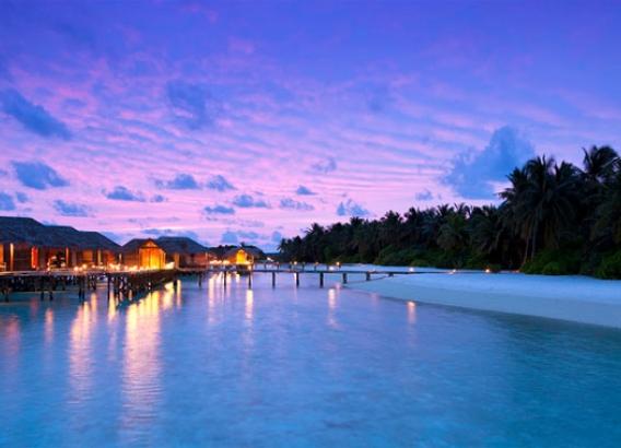 Viajar a maldivas for Conrad maldives rangali island resort islas maldivas