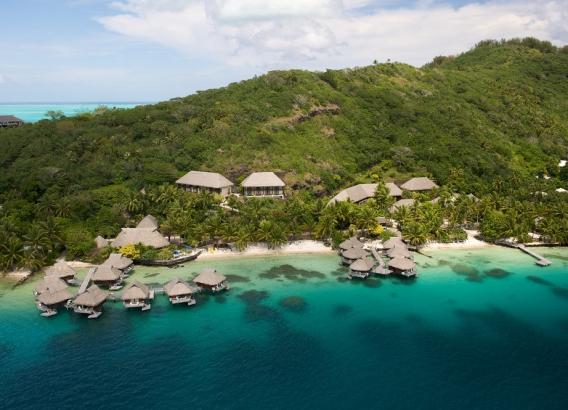 Hoteles en Polinesia - Le Maitai Polynesia  Bora Bora