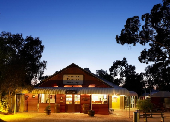 Hoteles en Australia - Voyages Outback Pioneer Hotel and Lodge