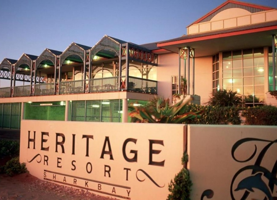 Hotel Heritage Shark Bay